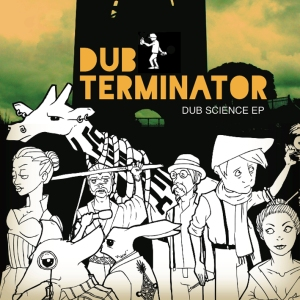DUB SCIENCE cover